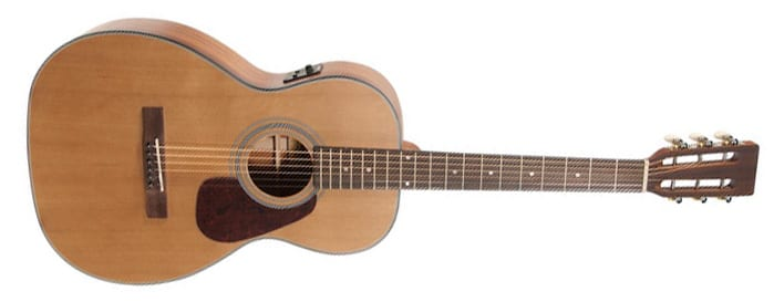 Guitare Parlour pour débutant